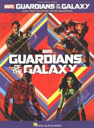 - Les Gardiens de la Galaxie - Musique du Film - Partition - di-arezzo.fr