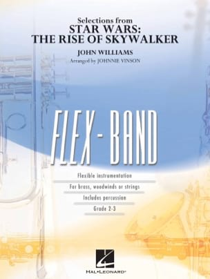 Selections from Star Wars: The Rise of Skywalker - FlexBand - laflutedepan.com