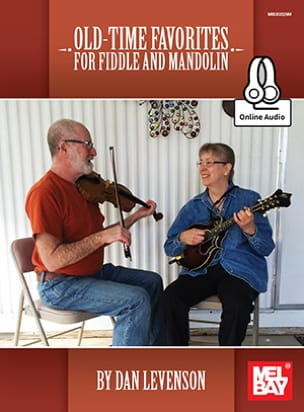 Old-Time Favorites for Fiddle and Mandolin Partition laflutedepan