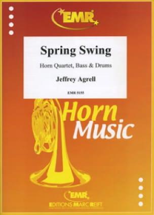 Spring Swing - Jeffrey Agrell - Partition - Cor - laflutedepan.com