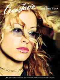 Not That Kind - Anastacia - Partition - Pop / Rock - laflutedepan.com