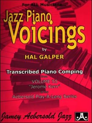 Jazz Piano Voicing Volume 55 - Jerome Kern laflutedepan
