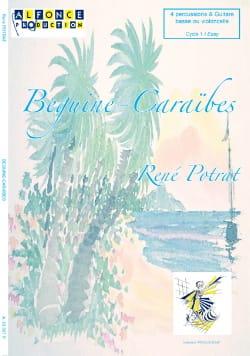 Beguine - Caraïbes René Potrat Partition laflutedepan