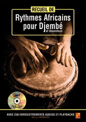 Recueil de rythmes africains pour djembé et doundoun laflutedepan