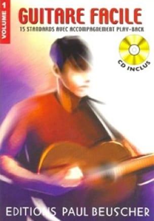 Guitare Facile Volume 1 - Partition - Guitare - laflutedepan.com