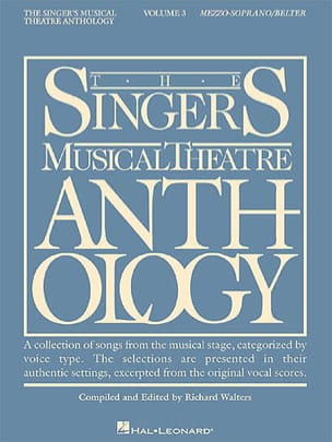 The Singer's Musical Theatre Anthology Volume 3 - Mezzo / Soprano laflutedepan