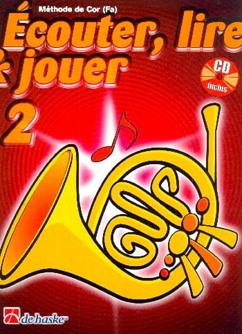Ecouter Lire et Jouer - Méthode Volume 2 - Cor - laflutedepan.com