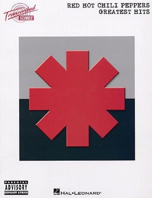 Greatest Hits Score Red Hot Chili Peppers Partition laflutedepan