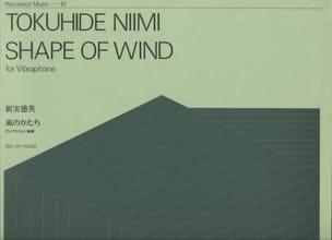 Shape of wind - Tokuhide Niimi - Partition - laflutedepan.com