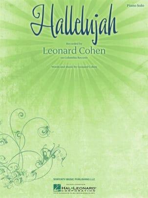 Leonard Cohen - Partition - di-arezzo.com