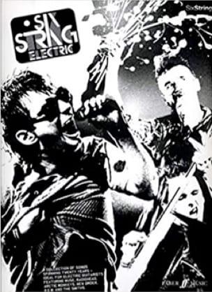Six String Electric - Partition - Pop / Rock - laflutedepan.com