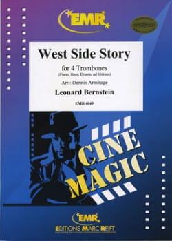 West Side Story - Quatuor de Trombones BERNSTEIN laflutedepan