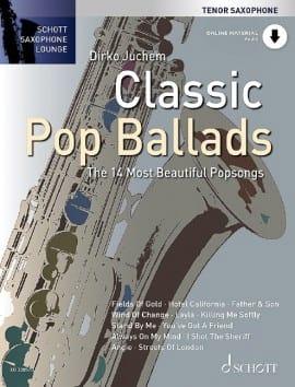 Classic Pop Ballads Partition Pop / Rock - laflutedepan