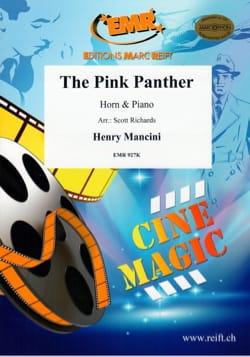The Pink Panther MANCINI Partition Tuba - laflutedepan