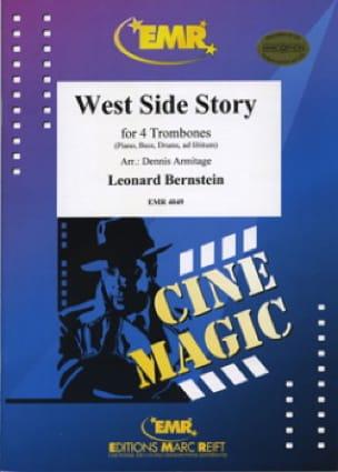 West Side Story - Quatuor de Trombones - BERNSTEIN - laflutedepan.com