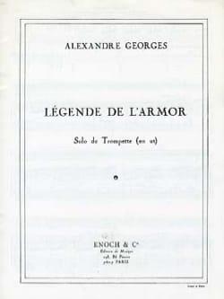 Légende de L' Armor Alexandre Georges Partition laflutedepan