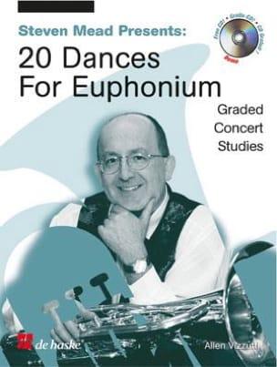 20 Dances For Euphonium Sol Allen Vizzutti Partition laflutedepan