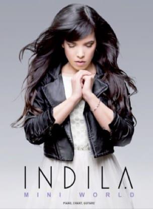 Mini World - Indila - Partition - Chanson française - laflutedepan.com