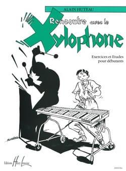 Rencontre avec le Xylophone Huteau Partition Xylophone - laflutedepan