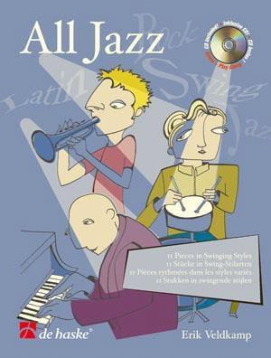 All Jazz - Erik Veldkamp - Partition - Trombone - laflutedepan.com