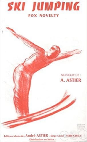 Ski Jumping - André Astier - Partition - Accordéon - laflutedepan.com