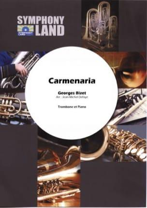 Carmenaria - BIZET - Partition - Trombone - laflutedepan.com