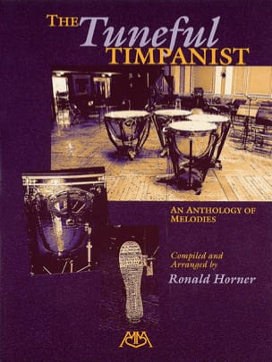 The Tuneful Timpanist - An Anthology of Melodies laflutedepan