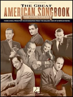 The Great American Songbook - The Composers Partition laflutedepan