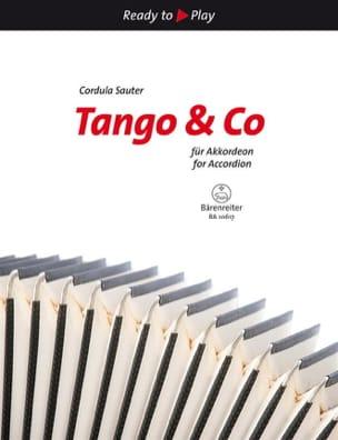 Tango & Co For Accordion Partition Accordéon - laflutedepan