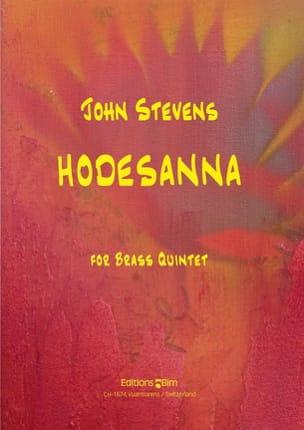 Hodesanna John Stevens Partition Ensemble de cuivres - laflutedepan