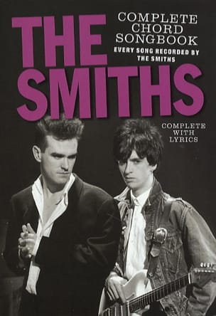 Complete Chord Songbook The Smiths Partition Pop / Rock - laflutedepan