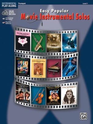 Easy popular movie instrumental solos Partition laflutedepan