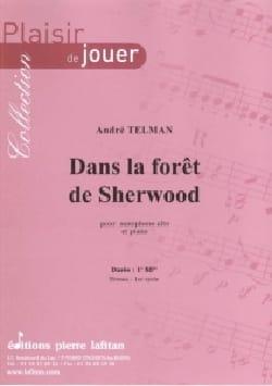 Dans la forêt de Sherwood - André Telman - laflutedepan.com