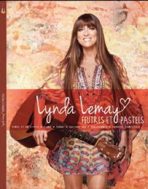 Feutres et pastels - Lynda Lemay - Partition - laflutedepan.com
