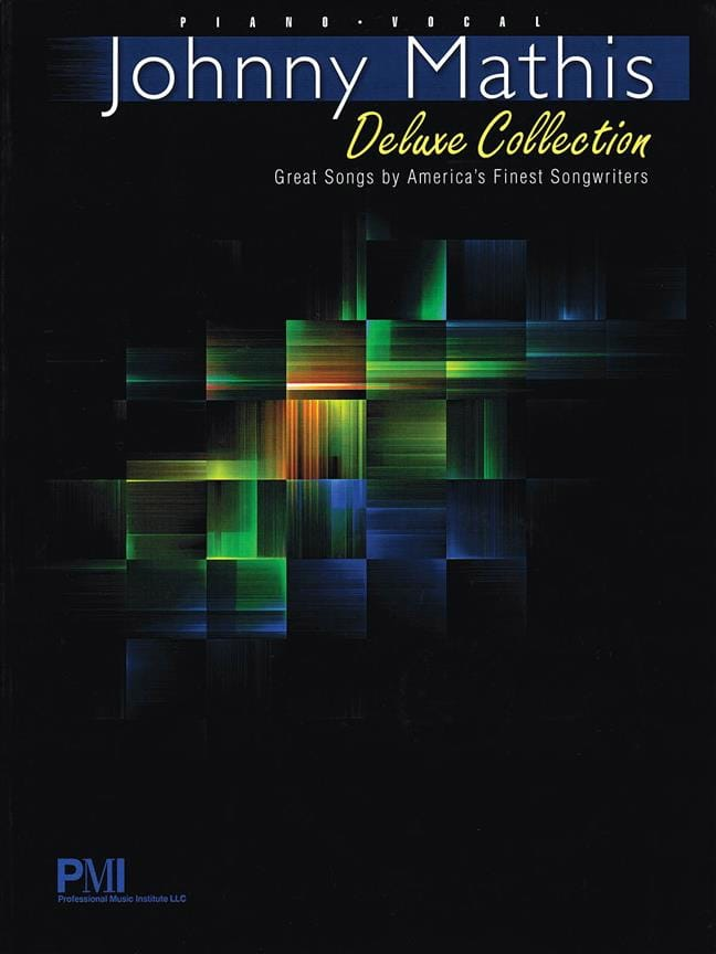 Johnny Mathis Deluxe Collection - Johnny Mathis - laflutedepan.com
