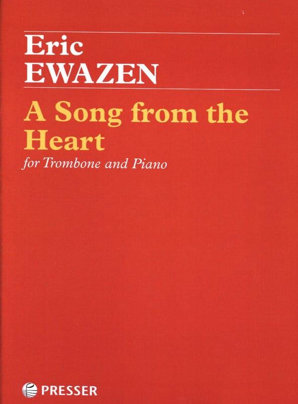 A Song from the Heart - Eric Ewazen - Partition - laflutedepan.com