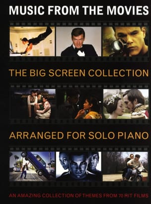 Music from the Movies - The Big Screen Collection laflutedepan
