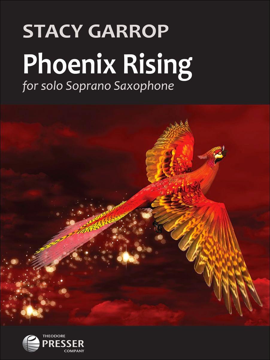 Phoenix Rising - Stacy Garrop - Partition - laflutedepan.com