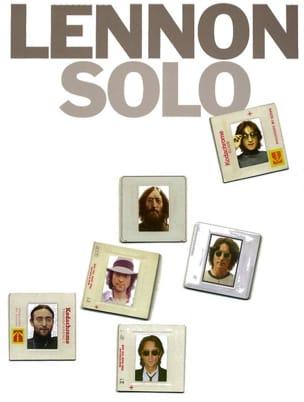 John Lennon - Lennon Solo - Partition - di-arezzo.com