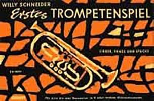 Erstes Trompeten-Spiel Willy Schneider Partition laflutedepan