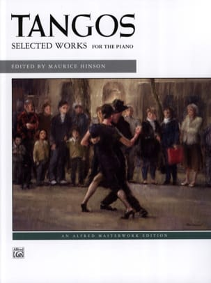 Tangos, Selected Works For The Piano Partition laflutedepan