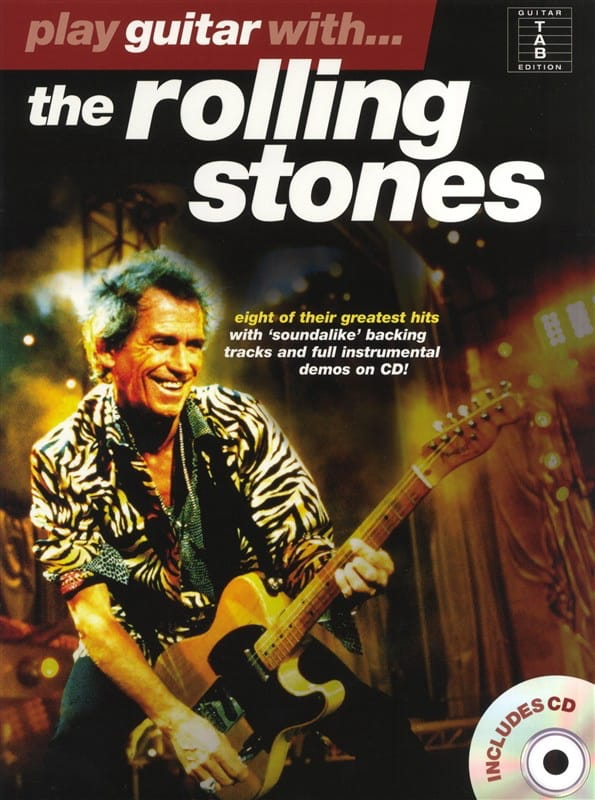 Play Guitar With... The Rolling Stones - laflutedepan.com
