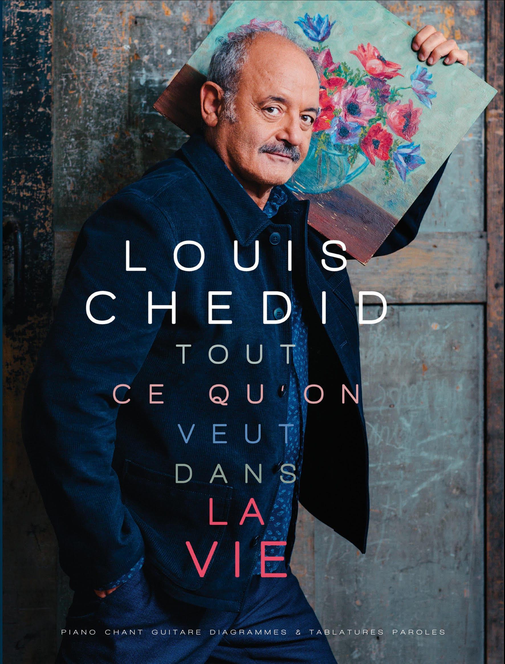 Tout ce qu'on veut dans la vie - Louis Chedid - laflutedepan.com
