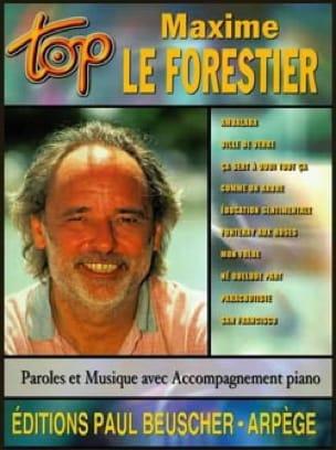 Top Maxime le Forestier - Maxime Le Forestier - laflutedepan.com