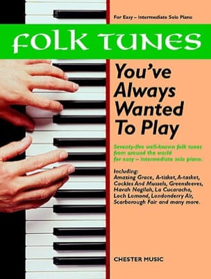 Folk Tunes You've Always Wanted To Play Partition laflutedepan