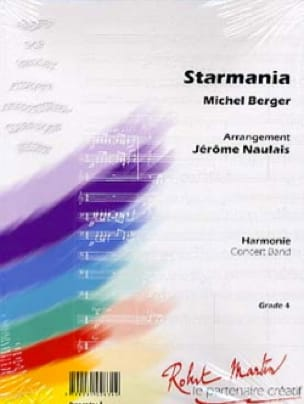 Starmania - Michel Berger - Partition - ENSEMBLES - laflutedepan.com
