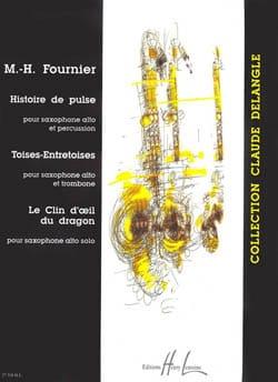 Histoire de Pulse / Toises-Entretoises / le Clin D'oeil du Dragon laflutedepan