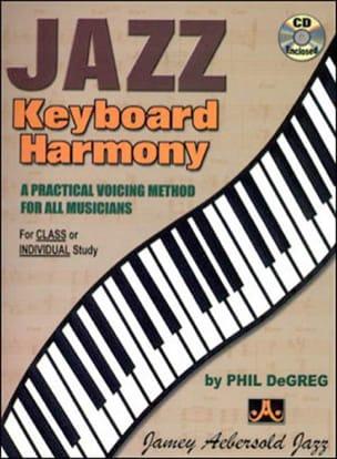 Jazz Keyboard Harmony METHODE AEBERSOLD Partition Jazz - laflutedepan