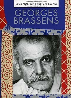 Legends Of French Song Georges Brassens Partition laflutedepan