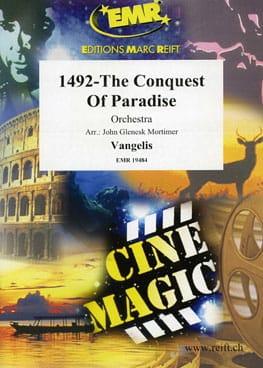 1492 - The Conquest Of Paradise Vangelis Partition laflutedepan